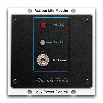 Aux Power Control